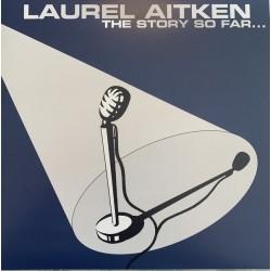 """LAUREL AITKEN """"The Story So Far..."""" LP Color."""