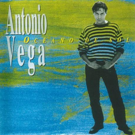 """ANTONIO VEGA """"Océano De Sol"""" LP+CD."""