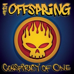 """OFFSPRING """"Conspiracy Of One"""" CD."""