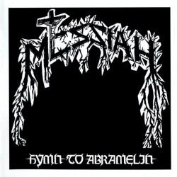 "MESSIAH ""Hymn To Abramelin"" LP Color Splatter."