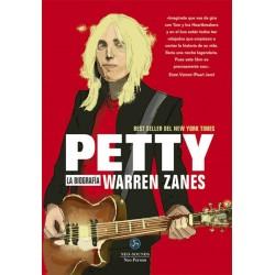 """TOM PETTY """"La Biografía Autorizada"""" Libro Warren Zanes."""
