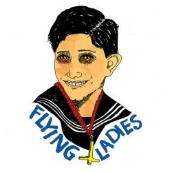 """FLYING LADIES """"Flying Ladies"""" LP."""