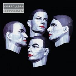 """KRAFTWERK """"Techno Pop"""" LP."""