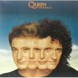 """QUEEN """"The Miracle"""" LP."""