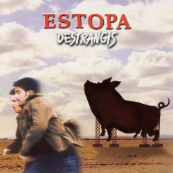 "ESTOPA ""Destrangis"" LP Color."