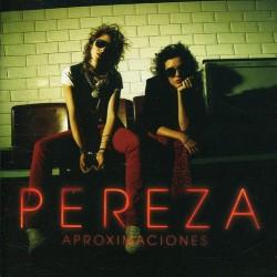 """PEREZA """"Aproximaciones"""" 2LP."""