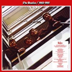 "BEATLES ""1962-1966"" 2LP"