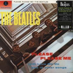 """BEATLES """"Please Please Me"""" LP."""
