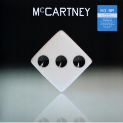 "PAUL McCARTNEY ""McCartney"" LP Color Blue."