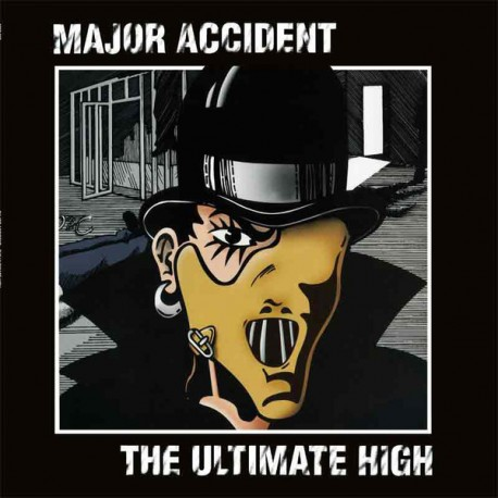 """MAJOR ACCIDENT """"The Ultimate High"""" LP."""