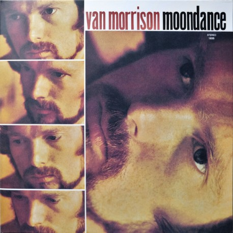 "VAN MORRISON ""Moondance"" LP."