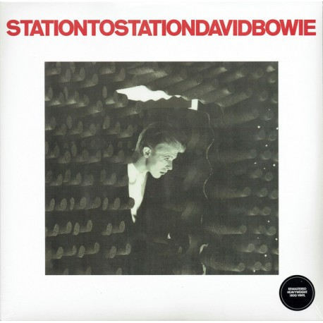 """DAVID BOWIE """"Station To Station"""" LP."""