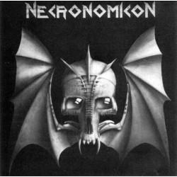 """NECRONOMICON """"S/t"""" LP Color."""