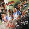 """DESTRUCTION """"Mad Butcher"""" LP Color White."""