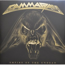 "GAMMA RAY ""Empire Of The Undead"" 2LP"