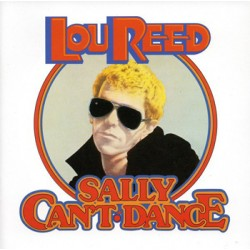 """LOU REED """"Sally Can't Dance"""" CD"""