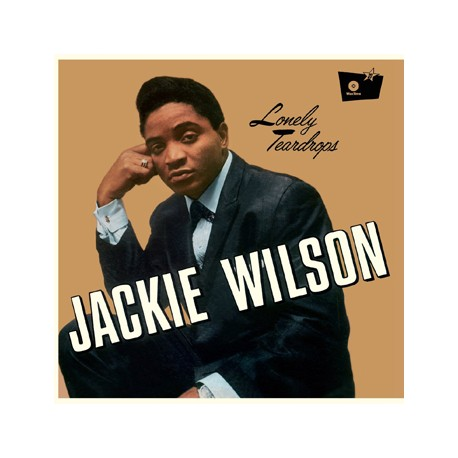 "JACKIE WILSON ""Lonely Teardrops"" LP Waxtime"