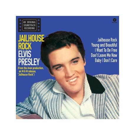 """ELVIS PRESLEY """"Jailhouse Rock"""" LP Waxtime"""