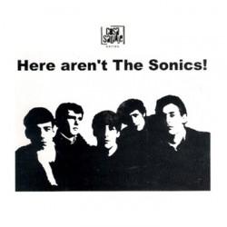 "VV.AA. ""Here Aren't The Sonics"" CD Sonics Tributo"