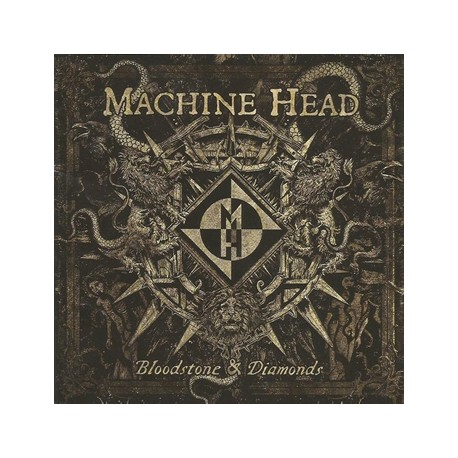"MACHINE HEAD ""Bloodstore & Diamonds"" 2LP Nuclear Blast"