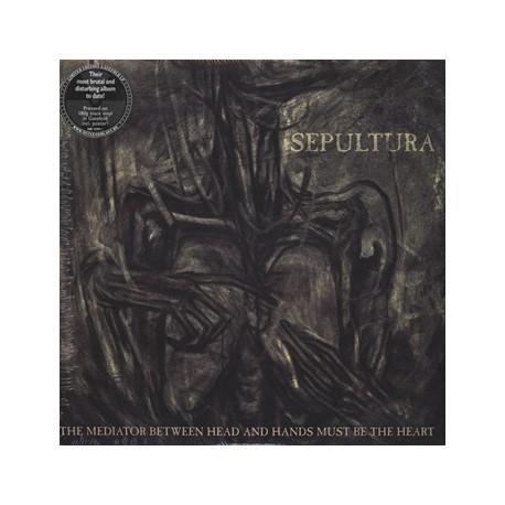 "SEPULTURA ""The Mediator Between The Head..."" 2LP Nuclear Blast"