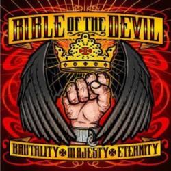 """BIBLE OF THE DEVIL """"Brutality, Majesty, Eternity"""" CD"""