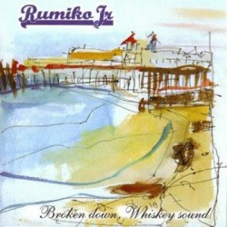 "RUMIKO JR ""Broken Down, Whiskey Sound"" CD"