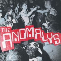 "ANOMALYS ""S/t"" LP Slovenly Records"