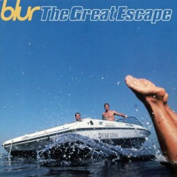 """BLUR """"The Great Escapa"""" CD"""