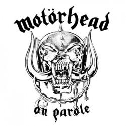 """MOTÖRHEAD """"On Parole"""" CD"""