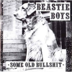 "BEASTIE BOYS ""Some Old Bullshit"" CD"