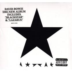 "DAVID BOWIE ""Blackstar"" CD Digipack"