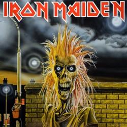 """IRON MAIDEN """"Iron Maiden"""" LP 180 Gramos."""